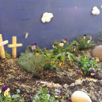 Messy Church:Easter Garden